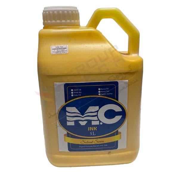 جوهر 5لیتری سالونت زرد mc