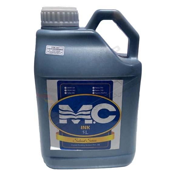 جوهر 5لیتری سالونت مشکی mc